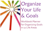 Ebook organize life goals